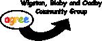 Wigston, Oadby and Blaby logo